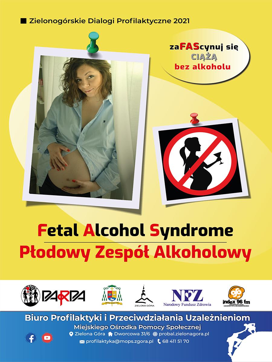 Ilustracja do informacji: zaFAScynuj się ciążą bez alkoholu 2021 r.